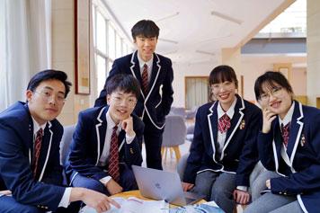 南京东山外国语学校【国际部】招生简章