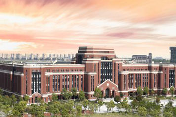 上海建����H高中