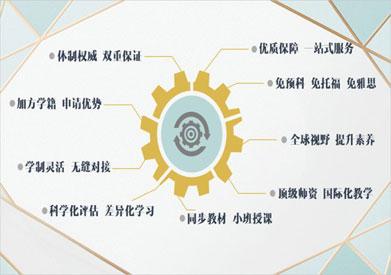 南京理工大学紫金学院2020年国际本科预科招生简章