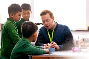 北京青苗国际双语学校【阳光上东校区】学前班-5年级招生简章